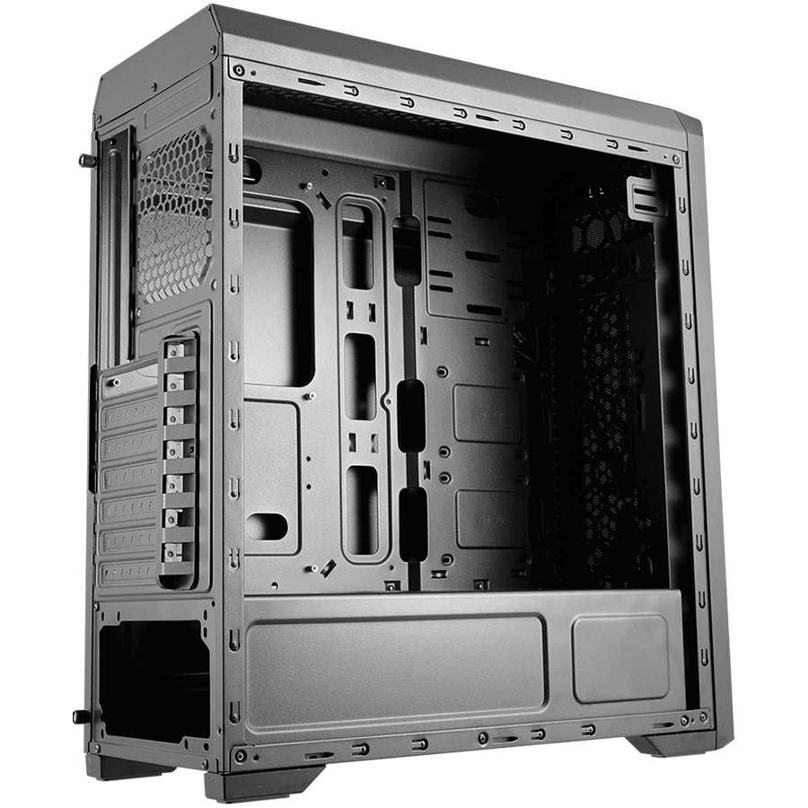 Chassis COUGAR MX330-G AIR Mid-Tower, Mini-ITX/Micro-ATX/ATX, Max. Graphics Card Length-350mm/12.8-1-3-3