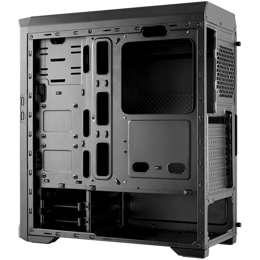 Chassis COUGAR MX330-G AIR Mid-Tower, Mini-ITX/Micro-ATX/ATX, Max. Graphics Card Length-350mm/12.8-2-1-4