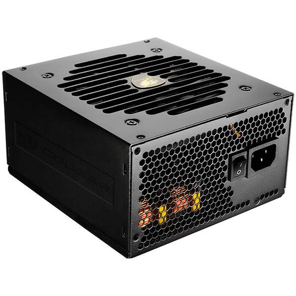 COUGAR GEX 850, 850W, 80 Plus Gold, Fully Modular Power Supply Unit, Strong Safeguards : OCP, OPP, OVP, UVP, SCP& OTP, Over Temperature Protection, COUGAR HDB Fan, Ultra-stable Voltage Outputs, Superior fan Curve Tuning, Dimensions: 160x150x86-2-1-4