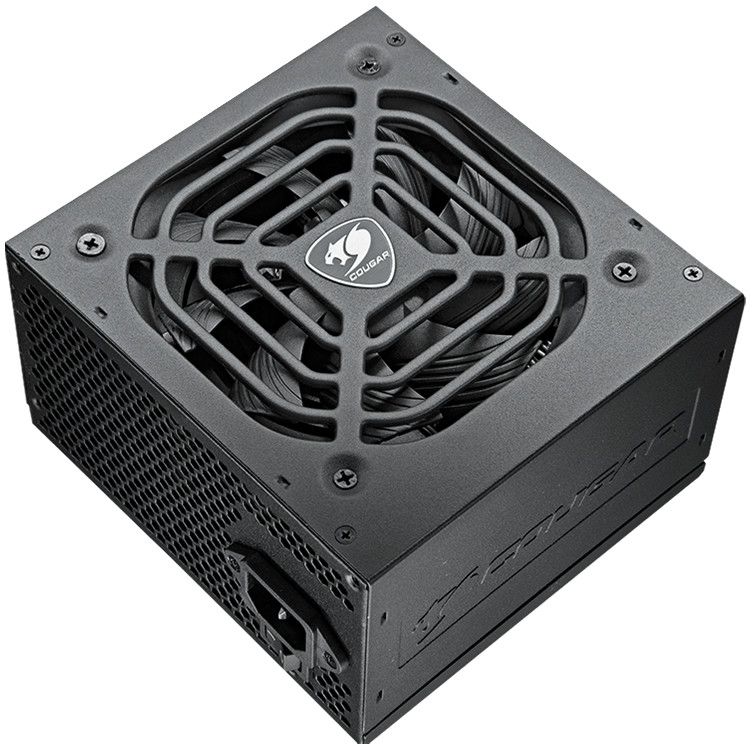 COUGAR POWER XTC 650, 650W, 80 Plus Efficiency, Connectors: 1x 24-pin MB, 1x 8-pin CPU, 2x P-ATA, 6x S-ATA, 2x PCI-E 8-2-2-2