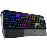 COUGAR ATTACK X3 SPEEDY Silver Cherry MX RGB Backlit Mechanical Gaming Keyboard