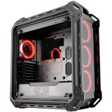 "Chassis COUGAR PANZER EVO Full-Tower, Mini ITX/MicroATX/ATX/ CEB/L-ATX/E-ATX (E-ATX up to 12""x11"" )"