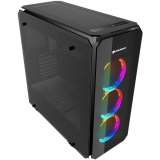 Chassis COUGAR PURITAS RGB Middle Tower,Mini ITX/Micro ATX/ATX, Dimension