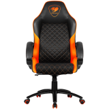 COUGAR Fusion Orange Gaming Chair