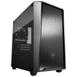 COUGAR MG130-G, Mini Tower, Mini ITX / Micro ATX, USB3.0 x 1, USB2.0 x 1, Mic x 1 / Audio x 1, Reset Button, 4 x Expansion Slots, Standard ATX PS2, Water Cooling Support, 210 x 415 x 400