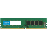 CRUCIAL 16GB DDR4-2666 UDIMM, CL=19, Dual Ranked, x8 based, Unbuffered, NON-ECC, 1.2V