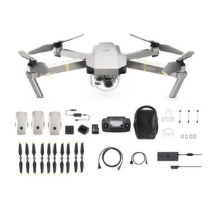 DJI -дрон Mavic Pro Fly More Combo Platinum