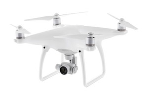 DJI -Дрон Phantom 4 Advanced White