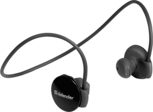DefenderБезжични стерео слушалки FreeMotion B611, In-ear, лента за главата,