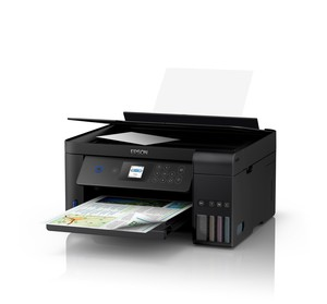Multifunctional Inkjet Device EPSON L4160, Print, scan and copy
