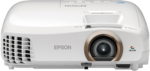 Epson EH-TW5350 Home cinema/Entertainment and gaming, Full HD 3D, 2200 ANSI lumens, 35000:1, VGA in, Cinch audio in, USB2 Type A, Stereo mini jack audio out, 2x HDMI in, USB2 Type Mini-B, MHL, Composite in, Wi-Fi, Speakers, Lamp warr: 36 months or 3000h