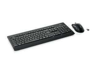 Комплект Wireless KB § Mouse Set LX960 US RF