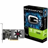 Gainward Video Card GT 1030 2GB 64B GDDR4 DVI HDMI