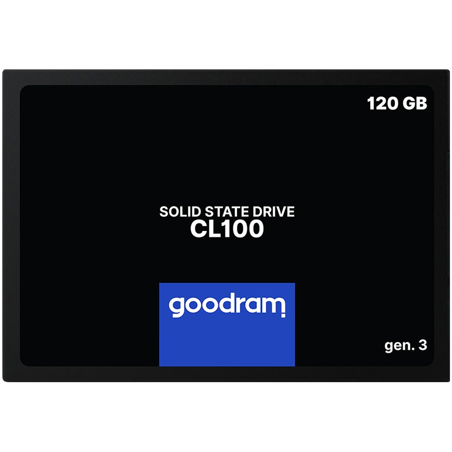 GOODRAM CL100 GEN. 3 120GB SSD