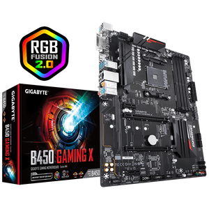 Дънна платка Gigabyte B450 GAMING X /AM4