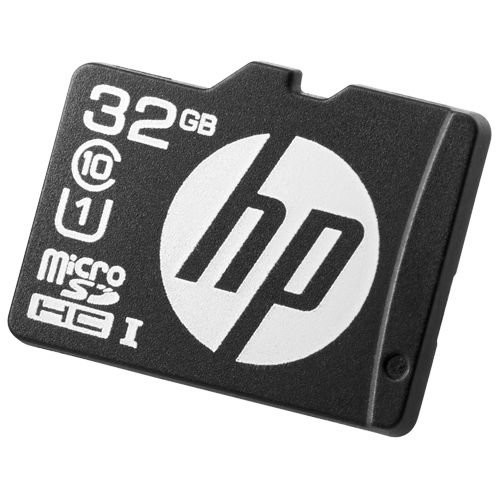 HP 32GB microSD Enterprise Mainstream Flash Media Kit