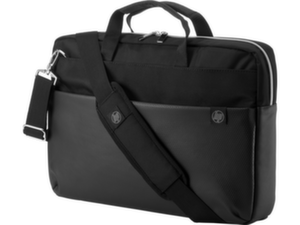 HP 15.6 Duotone Slvr Briefcase