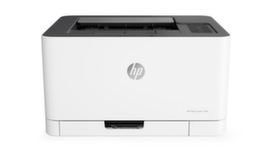 Color Laser Printer Hewlett Packard HP Color Laser 150a
