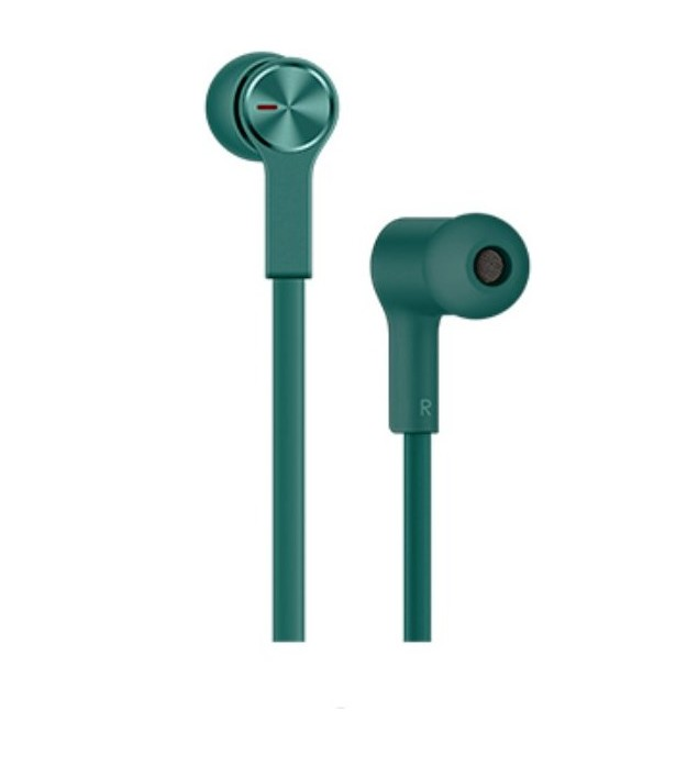 Huawei CM70-L, Round neck bluetooth earphone, Green-2-2-2