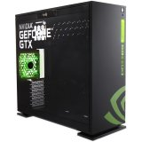 Chassis In Win 303 Nvidia branded Mid Tower Aluminum SECC, Tempered Glass,ATX,Micro-ATX