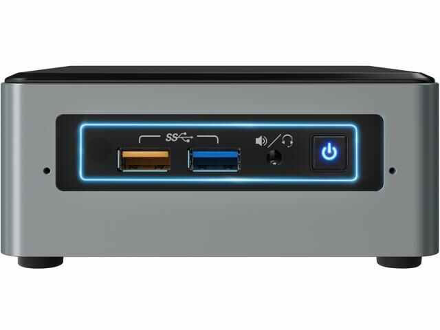 Intel NUC Kit BOXNUC6CAYH