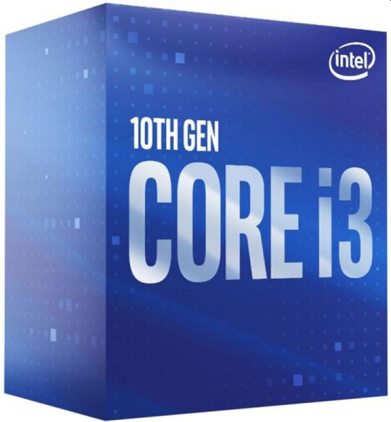 Intel CPU Desktop Core i3-10100F