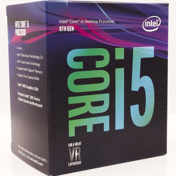 Процесор Intel I5-8500 /3GHZ/9MB/BOX/1151