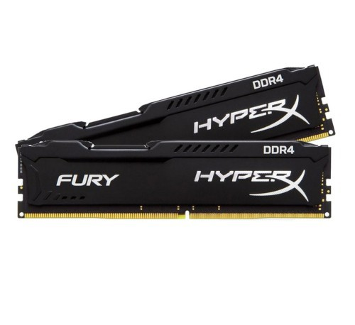 2X8G DDR4 2400 KINGSTON HYPEX