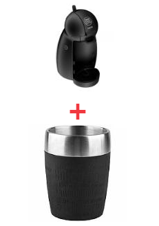 Krups KP100031, Dolce Gusto PICCOLO
