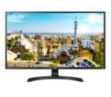 "LG 32UD59-B, 32""VA Panel Anti-Glare, 5 ms, 300 cd/m2, 4K 3840x2160, 60Hz, 2 HDMI 2.0, DisplayPort 1.2, AMD FreeSync, Tilt, Height Adjustable, PIP, Black"