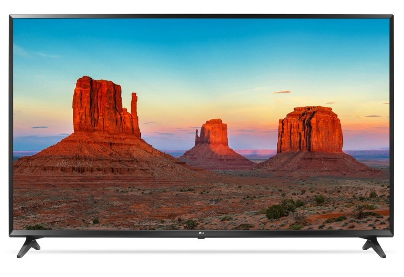 "LG 55UK6100PLB 55"" 4K UltraHD TV"