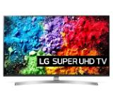 "LG 65SK8500PLA 65"" SUPER UHD FALD DVB-C/T2/S2 Nano Cell Display Nano Cell Color Alpha7 Intelligent Processor Cinema HDR 4K HFR Wide Viewing Angle Dolby Atmos webOS Smart TV"