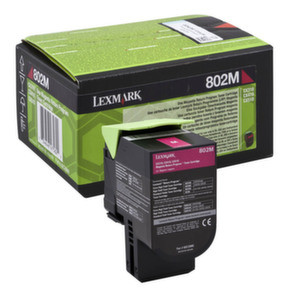 Magenta Toner Cartridge, 1, 000 pages, CX310/ CX410 /CX510