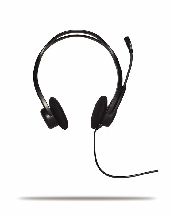 Logitech PC 960 Stereo Headset USB, OEM