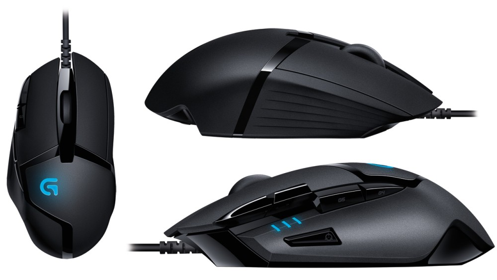 Logitech Gaming Mouse G402 Hyperion Fury-2-3-2