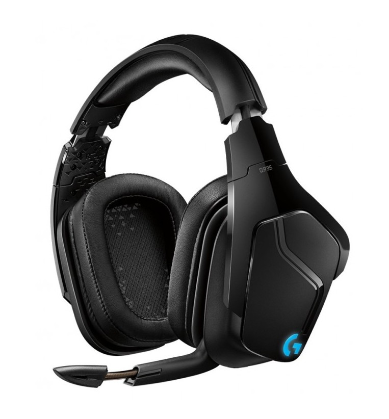 Logitech G935 Wireless 7.1 Surround Lightsync Gaming Headset-1-3-3