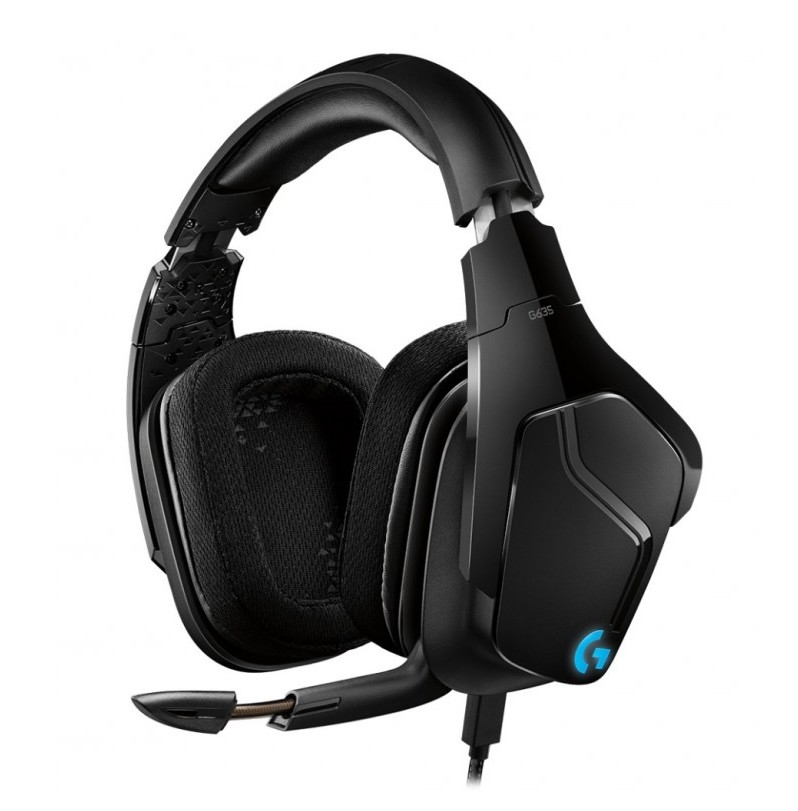 Logitech G635 7.1 Lightsync Gaming Headset-1-1-1