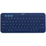 LOGITECH Wireless Multi-Device Keyboard K380– INTNL – UK Layout – BLUE