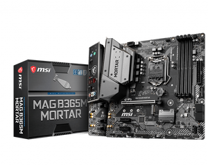 MSI MAG B365M MORTAIR