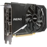 MSI Video Card GeForce GTX 1060 OC GDDR5 6GB