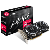 MSI Video Card Radeon RX 570 ARMOR 8G OC
