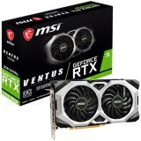 MSI Video Card NVidia GeForce RTX 2060 SUPER VENTUS GP OC GDDR6 8GB