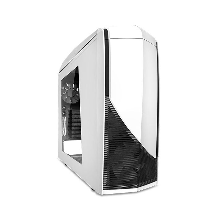 Кутия NZXT PHANTOM 240/MID TOWER/WH