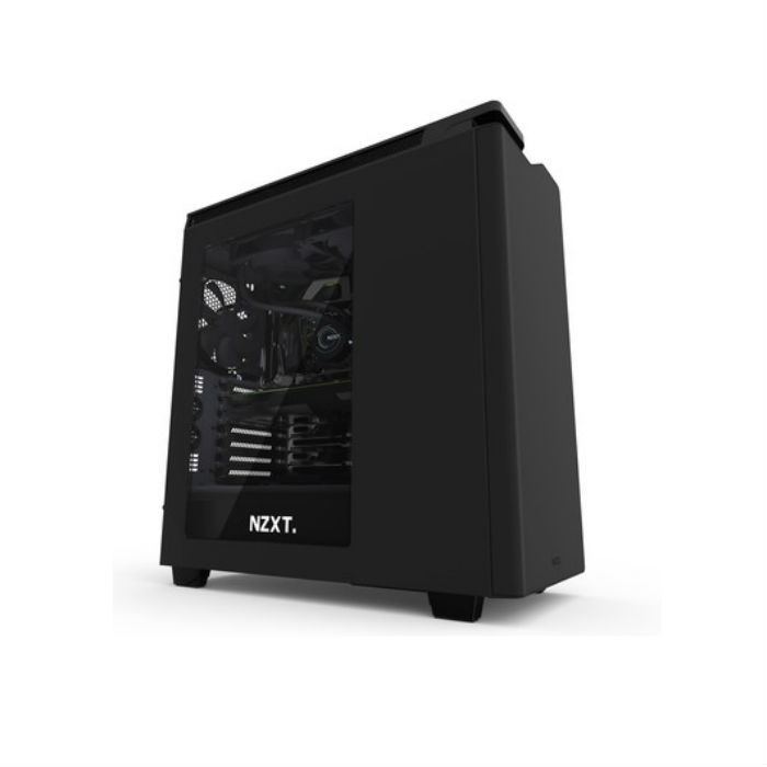 Кутия NZXT H440 /MID TOWER/ BLACK