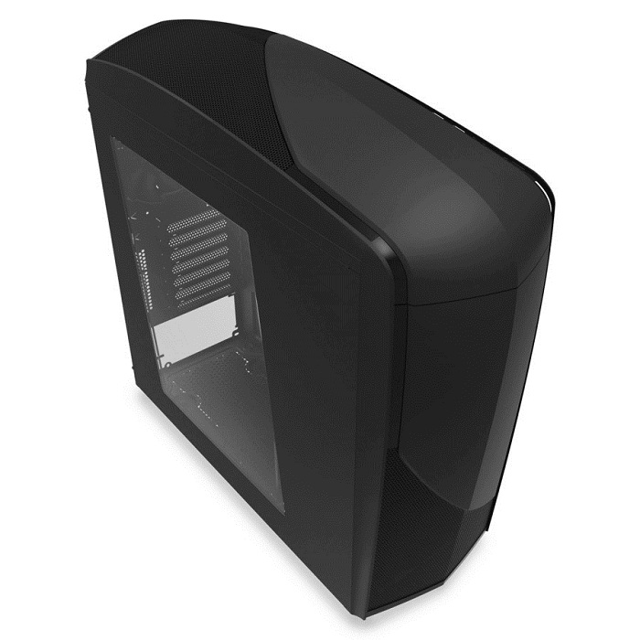 Кутия NZXT PHANTOM 240/MID TOWER/BLK