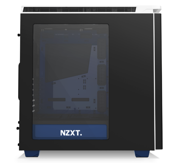 Кутия NZXT H440 /MID T/WIND NEWED US
