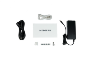 Суич Netgear GC108P, 8 x 10/100/1000 Gigabit Cloud Smart