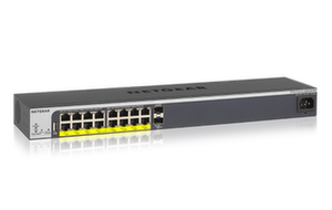 Суич Netgear GS510TPP, 10 x 10/100/1000 Gigabit Smart switch
