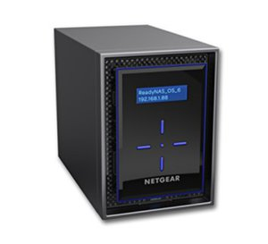 Сторидж Netgear ReadyNAS 422 2 BAY DISKLESS