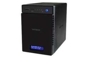 Сторидж Netgear READYNAS 214 (4 BAY DISKLESS) ReadyCLOUD
